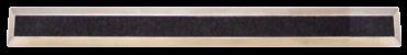Directional Strip Black Tactile Indicator