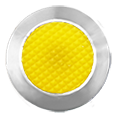 Stud Diamond PP in Yellow