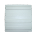 White Strip Ceramic Tactile Tile